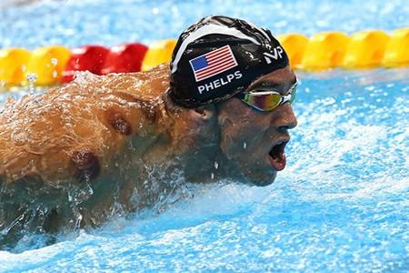 Siêu kình ngư Michael Phelps giành HCV thứ 22 - ảnh 4