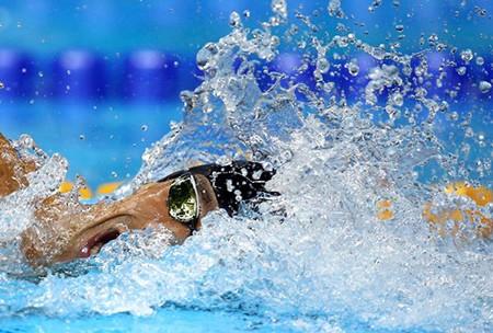 Siêu kình ngư Michael Phelps giành HCV thứ 22 - ảnh 3