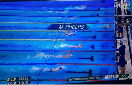 Siêu kình ngư Michael Phelps giành HCV thứ 22 - ảnh 2