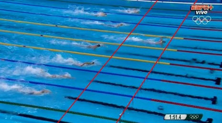 Siêu kình ngư Michael Phelps giành HCV thứ 22 - ảnh 1