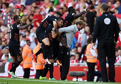 Arsenal 3-4 Liverpool: Kinh điển! - ảnh 8
