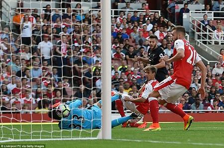 Arsenal 3-4 Liverpool: Kinh điển! - ảnh 4
