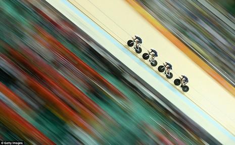 50 khoảnh khắc đẹp ngỡ ngàng tại Olympic Rio 2016 (phần cuối) - ảnh 2