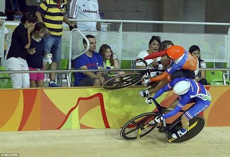 50 khoảnh khắc đẹp ngỡ ngàng tại Olympic Rio 2016 (phần cuối) - ảnh 5