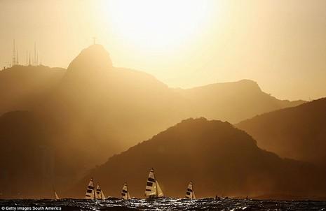 50 khoảnh khắc đẹp ngỡ ngàng tại Olympic Rio 2016 (phần cuối) - ảnh 11