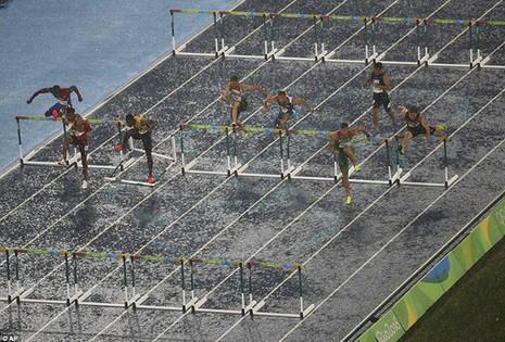 50 khoảnh khắc đẹp ngỡ ngàng tại Olympic Rio 2016 (phần cuối) - ảnh 13