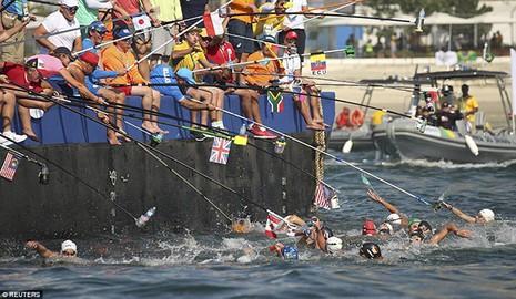 50 khoảnh khắc đẹp ngỡ ngàng tại Olympic Rio 2016 (phần cuối) - ảnh 14