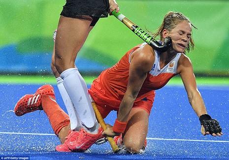 50 khoảnh khắc đẹp ngỡ ngàng tại Olympic Rio 2016 (phần cuối) - ảnh 15