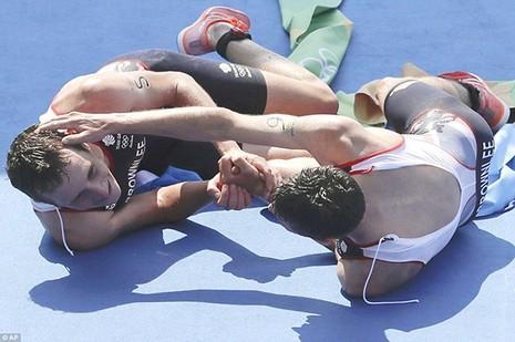 50 khoảnh khắc đẹp ngỡ ngàng tại Olympic Rio 2016 (phần cuối) - ảnh 23