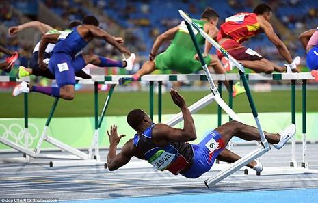 50 khoảnh khắc đẹp ngỡ ngàng tại Olympic Rio 2016 (phần cuối) - ảnh 18