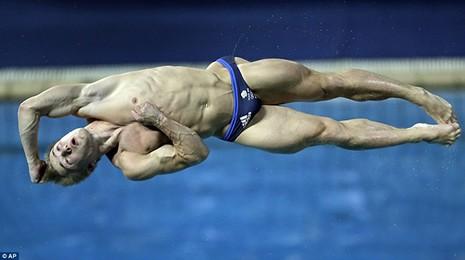50 khoảnh khắc đẹp ngỡ ngàng tại Olympic Rio 2016 (phần cuối) - ảnh 21