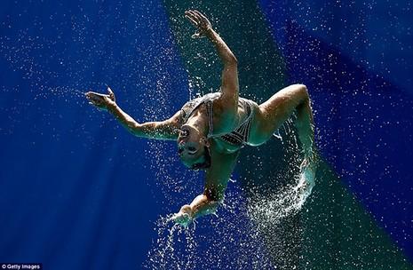 50 khoảnh khắc đẹp ngỡ ngàng tại Olympic Rio 2016 (phần cuối) - ảnh 24