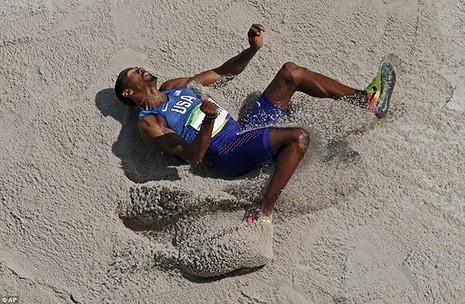 50 khoảnh khắc đẹp ngỡ ngàng tại Olympic Rio 2016 (phần cuối) - ảnh 19