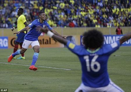 Messi gọi, Neymar trả lời, Brazil thắng lớn Ecuador - ảnh 4