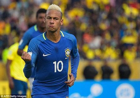 Messi gọi, Neymar trả lời, Brazil thắng lớn Ecuador - ảnh 2