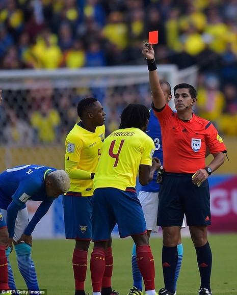 Messi gọi, Neymar trả lời, Brazil thắng lớn Ecuador - ảnh 3