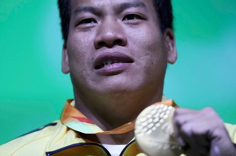 Lê Văn Công phá kỷ lục thế giới, giành HCV Paralympic lịch sử - ảnh 9