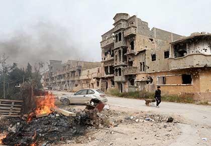 Anh can thiệp quân sự vào Libya dựa theo thông tin sai lệch - ảnh 1