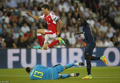 Hàng công vô duyên, PSG 'ngậm ngùi' chia điểm với Arsenal - ảnh 2