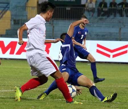 U-19 Việt Nam suýt trả giá vì khinh địch - ảnh 1