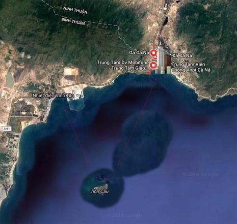 Khu bảo tồn biển Hòn Cau kêu cứu vì ô nhiễm - ảnh 2