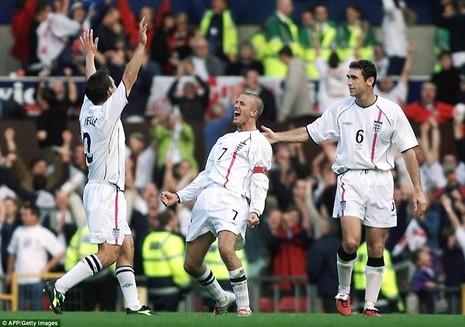 15 năm trước,Beckham đã tạo nên khoảnh khắc bùng nổ này - ảnh 1