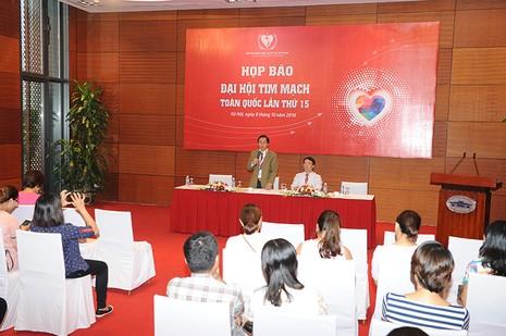 1/4 trường hợp tử vong ở Việt Nam vì bệnh tim mạch - ảnh 1