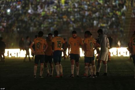 Argentina thua sốc, Brazil tiếm ngôi đầu - ảnh 6