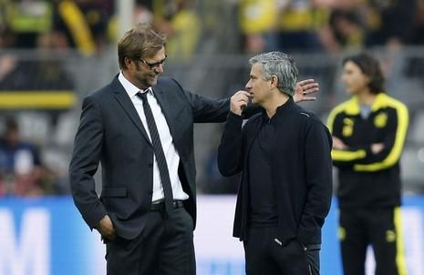 Liverpool - MU: Kloop-Mourinho đổi vai, điều gì xảy ra? - ảnh 2