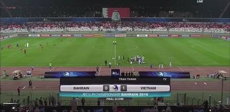 U-19 Việt Nam giành vé lịch sử dự World Cup U-20 - ảnh 1
