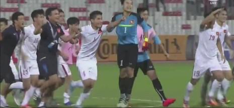 U-19 Việt Nam giành vé lịch sử dự World Cup U-20 - ảnh 5