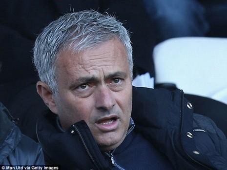 Mourinho chê Shaw, Smalling quá yếu đuối - ảnh 1