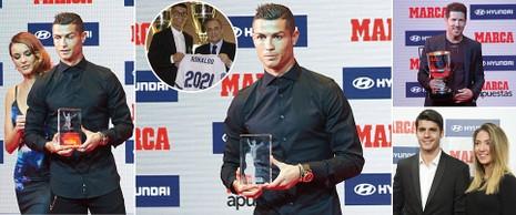 Ronaldo liên tiếp nhận tin vui - ảnh 1