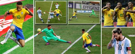 Bị Brazil hạ nhục, Argentina rơi vào khủng hoảng - ảnh 1