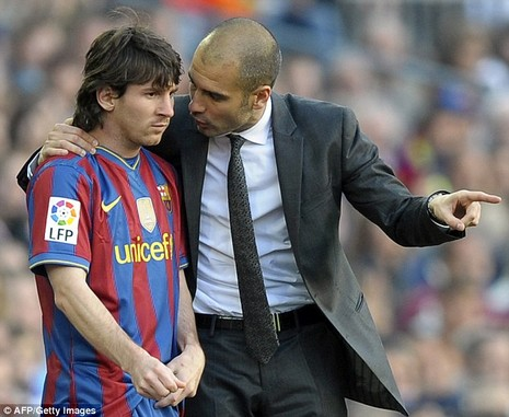 Pep Guardiola lấy Messi ra làm gương về chuyện... sex - ảnh 2