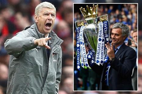 Mourinho 'đá xoáy' Wenger:Câu chuyện 18 tháng và 18 năm - ảnh 1