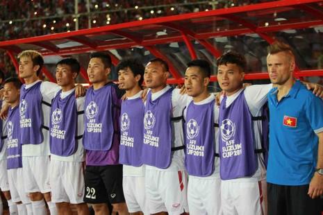 Hàng công tỏa sáng, Việt Nam thắng nghẹt thở Myanmar - ảnh 17