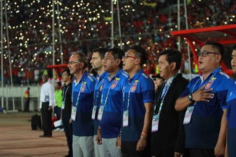 Hàng công tỏa sáng, Việt Nam thắng nghẹt thở Myanmar - ảnh 23