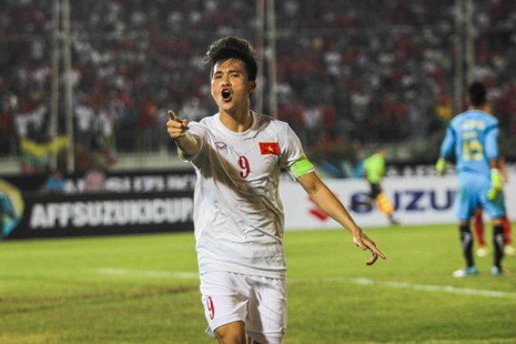 Hàng công tỏa sáng, Việt Nam thắng nghẹt thở Myanmar - ảnh 3