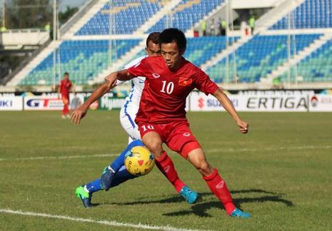 Việt Nam 1-0 Malaysia: Chiến thắng nhọc nhằn và quả cảm - ảnh 2
