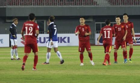 Việt Nam 2-1 Campuchia: Thắng mà không vui - ảnh 11