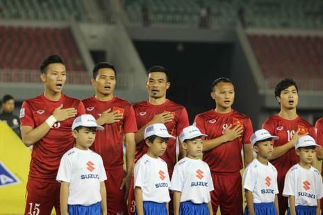 Việt Nam 2-1 Campuchia: Thắng mà không vui - ảnh 20