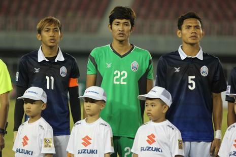 Việt Nam 2-1 Campuchia: Thắng mà không vui - ảnh 14