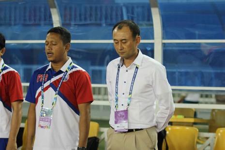 Việt Nam 2-1 Campuchia: Thắng mà không vui - ảnh 16