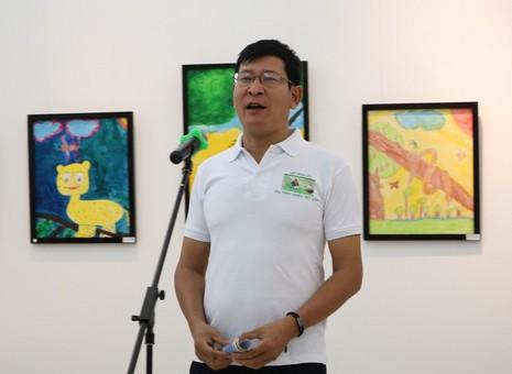 Buổi triển lãm 'lạ' gây quỹ bảo vệ động vật hoang dã - ảnh 1