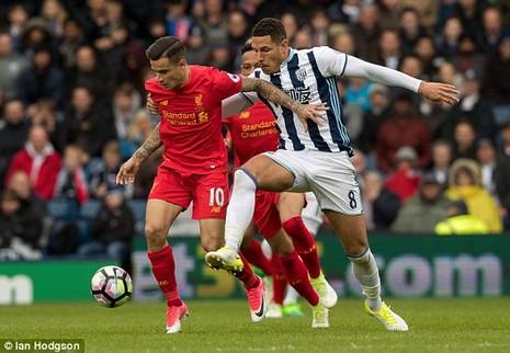 Firmino giúp Liverpool bứt phá trong cuộc đua top 4 - ảnh 1