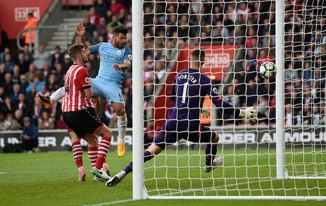 Southampton 0-3 Man City: Hiệp 1 bế tắc, bùng nổ hiệp 2 - ảnh 4