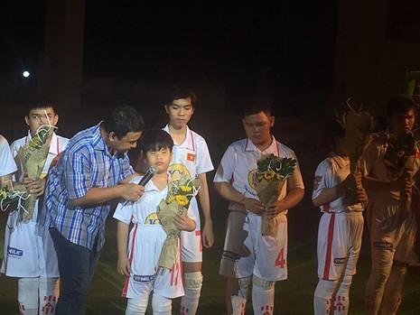 Công Phượng bất ngờ ở TP.HCM tham dự trận cầu đặc biệt - ảnh 5