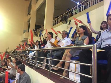 Công Phượng bất ngờ ở TP.HCM tham dự trận cầu đặc biệt - ảnh 18
