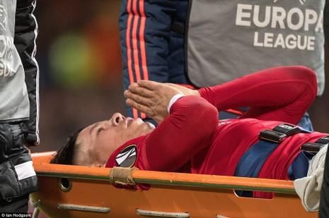 Vào bán kết Europa League kịch tính, MU trả giá cực đắt - ảnh 6